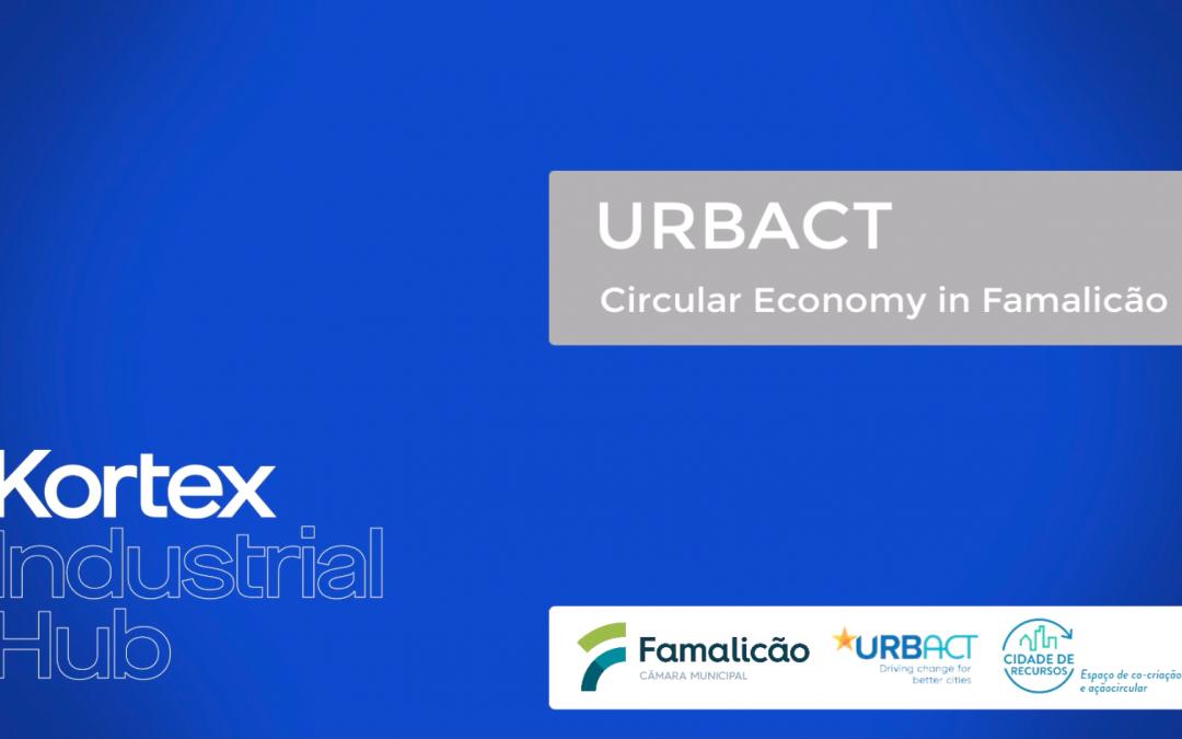 urbact simbioses industriais economia circular
